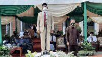 Bupati Aceh Besar Pimpin Upacara Hari Amal Bakti Kemanag Ke-75